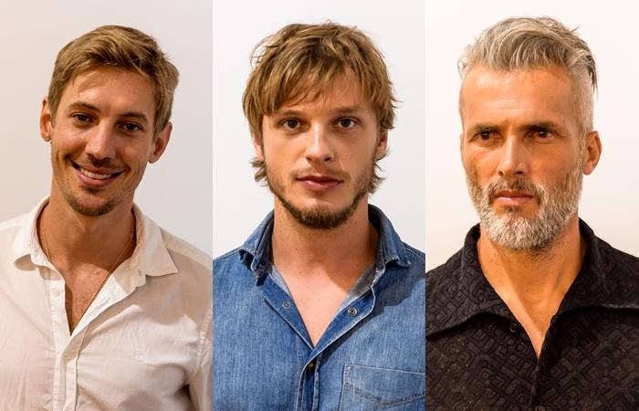 Cortes de cabelo masculino Inverno 2017