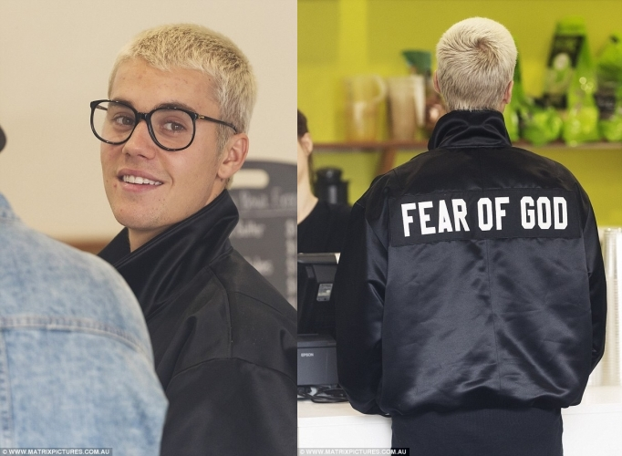 O novo estilo de Justin Bieber 2017