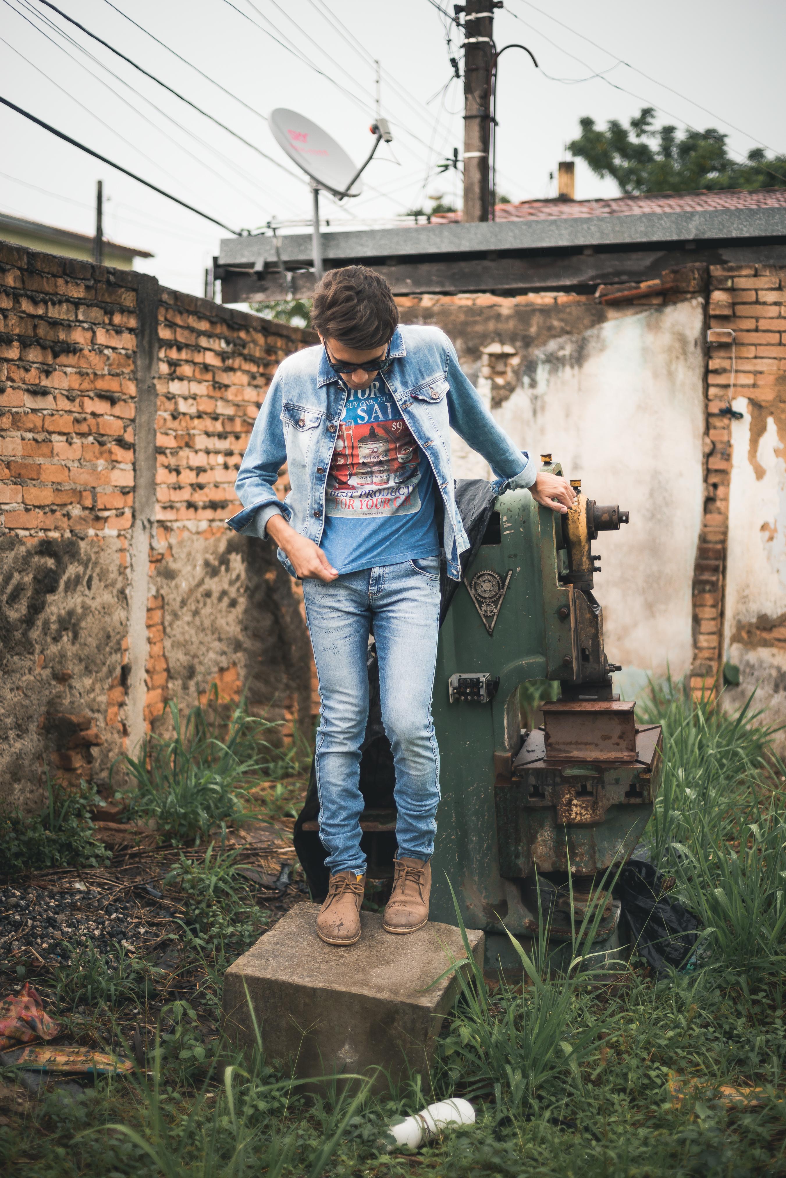 alex cursino, blogueiro de moda, blog de moda masculina, digital influencer, canal de moda, jaqueta jeans, calça jeans, damyller, mens, menswear, style, (1)