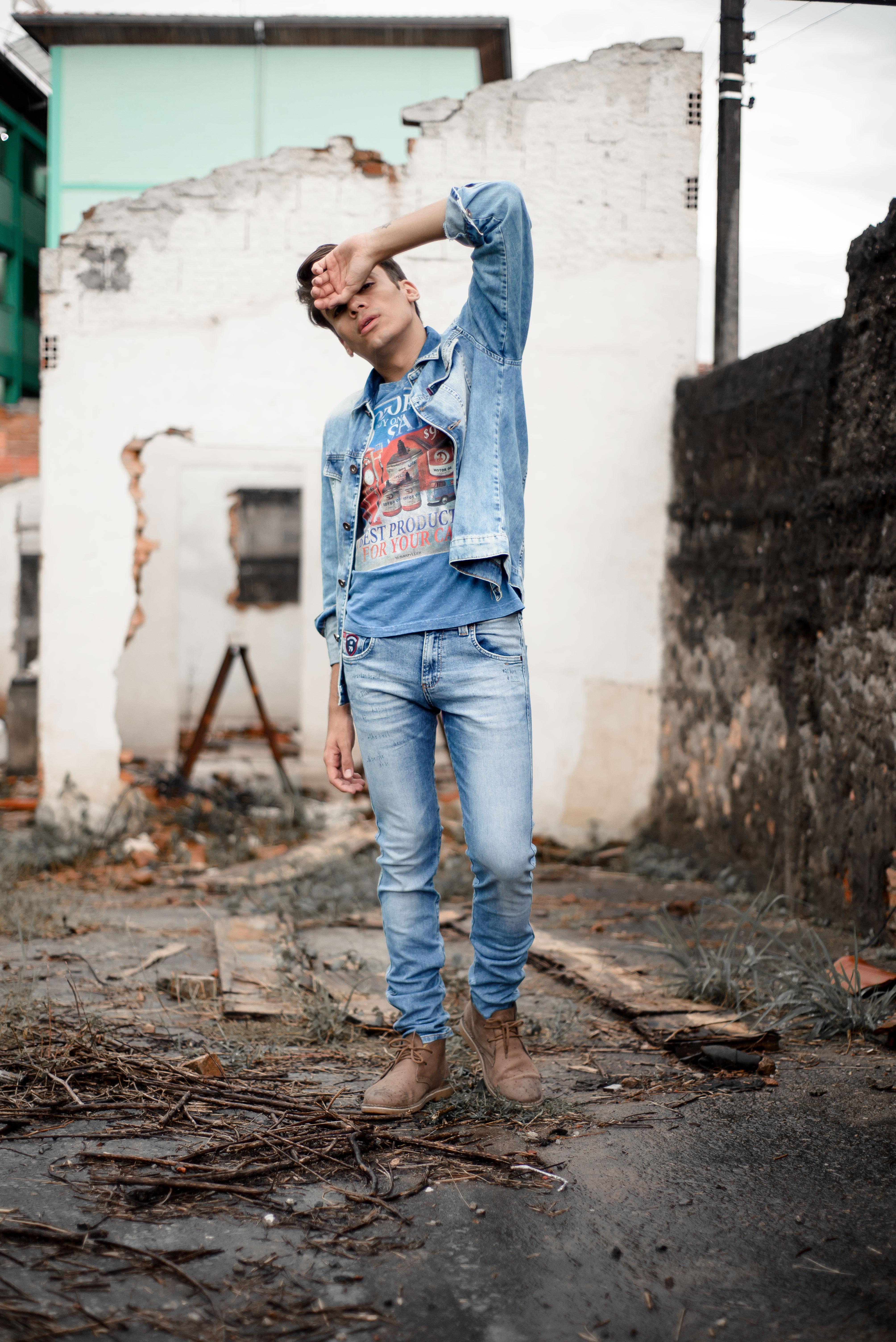 alex cursino, blogueiro de moda, blog de moda masculina, digital influencer, canal de moda, jaqueta jeans, calça jeans, damyller, mens, menswear, style, (10)