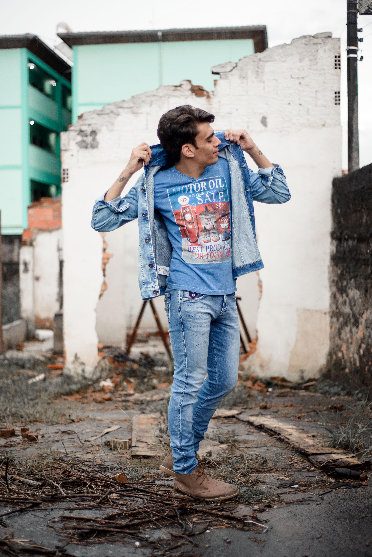 alex cursino, blogueiro de moda, blog de moda masculina, digital influencer, canal de moda, jaqueta jeans, calça jeans, damyller, mens, menswear, style, (14)