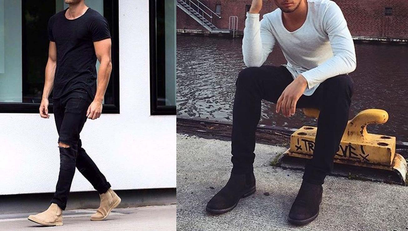 botina masculina 2017, bota masculina 2017, calçado masculino 2017, tendencia masculina 2017, blog de moda masculina, dicas de moda para homens, (3)