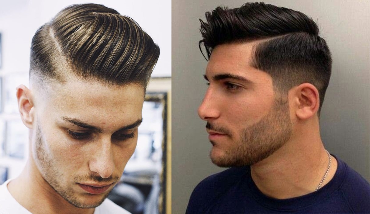 cortes pro lado masculino, Side Part Hairstyles For Men 2017, corte de cabelo masculino 2017, cortes 2017, haircut for men, hairstyle, cabelo masculino 2017, penteado masculino, corte fade, (2)