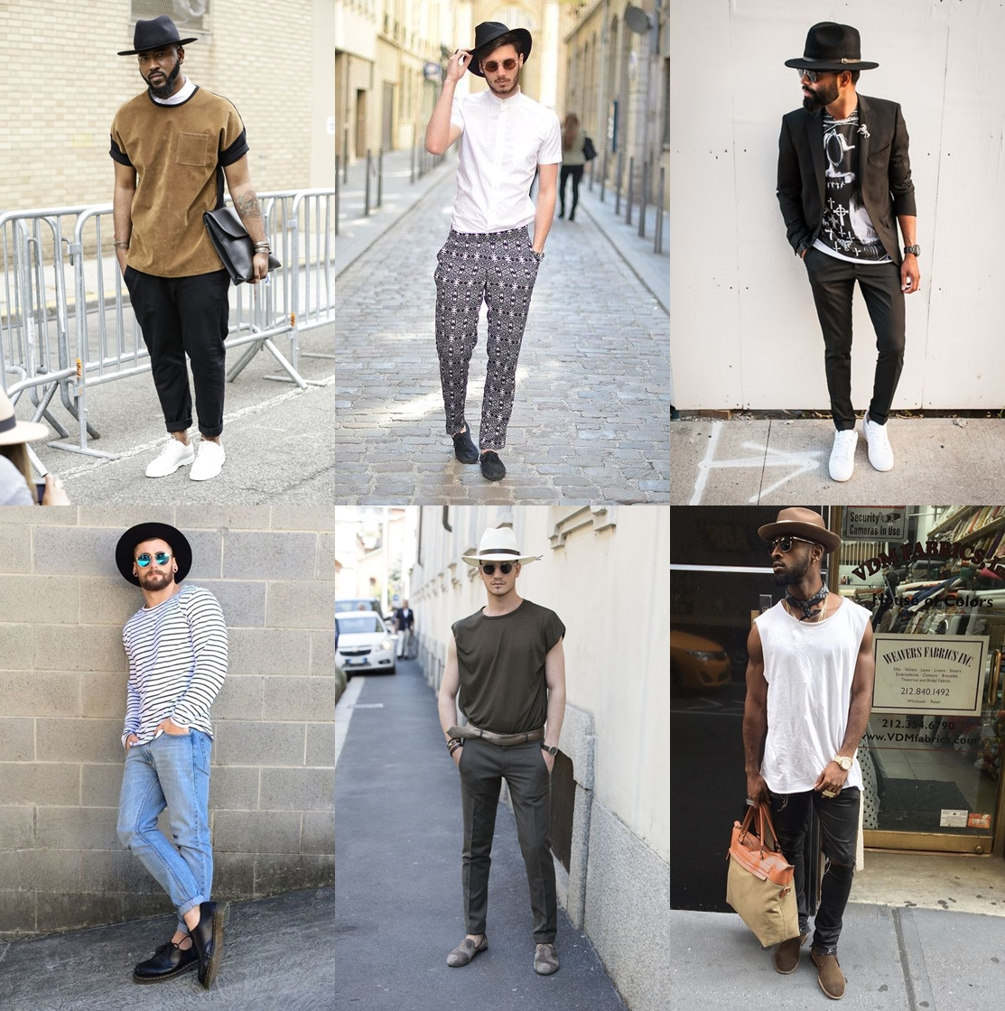 7da02df58a4b2 Como usar chapéu masculino em vários estilos - MODA SEM CENSURA ...