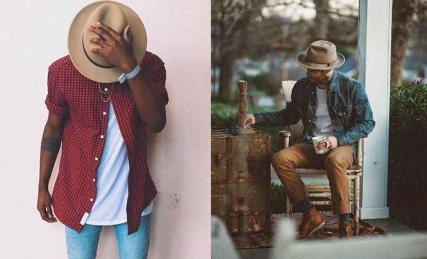 Como usar chapéu masculino em vários estilos