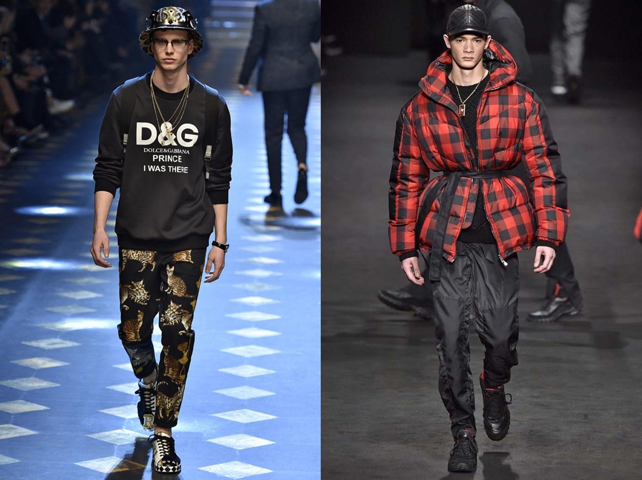 como usar chapéu, desfile dolce and gabbana, desfile versace, roupa masculina, estilo masculino, tendencia masculina, trends for men, alex cursino, blog de moda masculina,