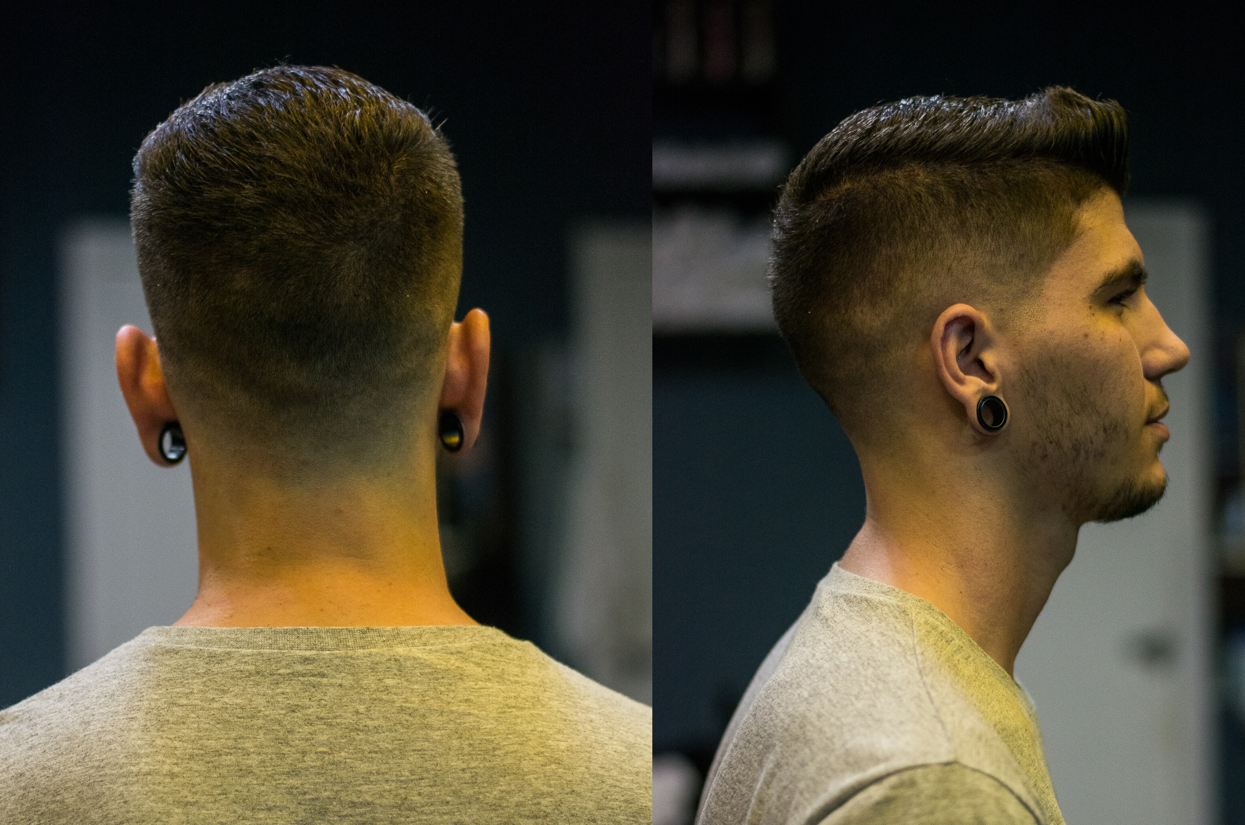 Pictures Of Black Mens Haircuts  Black Mens Fade Haircut