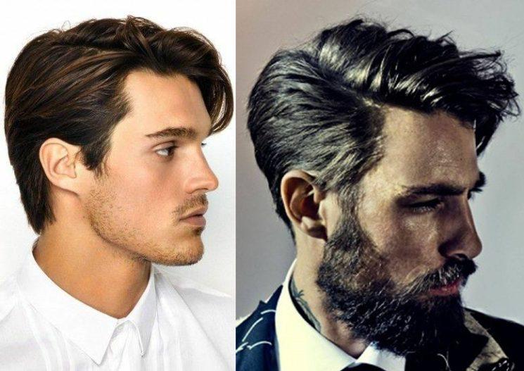 Como fazer cabelo masculino com franja lateral bagunçada