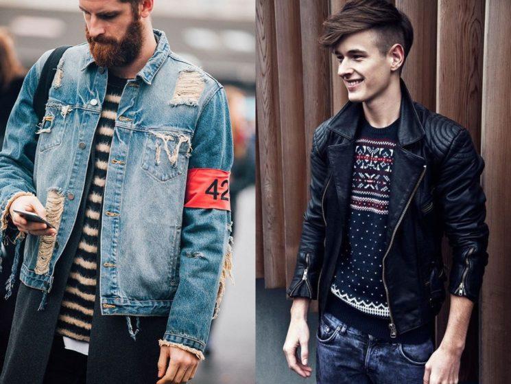 Jaqueta masculina: os modelos do inverno 2017