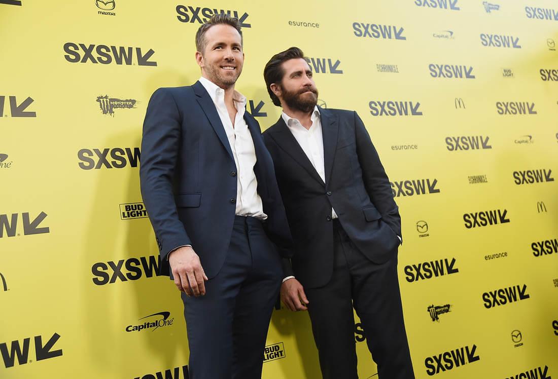 As tendências masculinas 2017, moda para homens, moda masculina, dicas de moda, Ryan Reynolds and Jake Gyllenhaal, roupa masculina, moda sem censura, blog de moda masculina