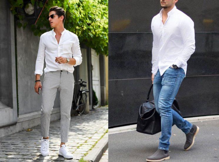 Como usar roupa social masculina no dia a dia