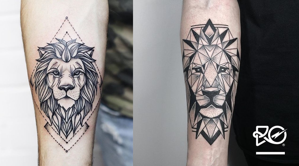 22 tipos de tatuagem de leão para se inspirar moda sem censura