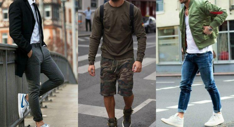 As tendências de moda masculina Inverno 2017
