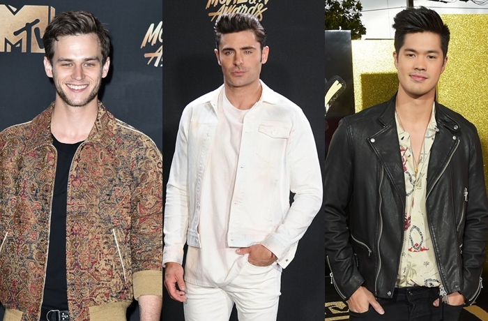 Os melhores looks masculinos do MTV Movie Awards 2017