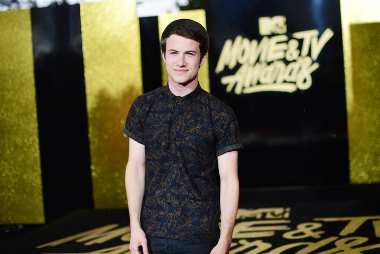 MTV Movie & TV Awards, red carpet, look masculino 2017, 13 reasons why, outfit, dicas de moda, blog de moda masculina, blogger, youtuber, youtube, menswear, style, estilo masculino (6)