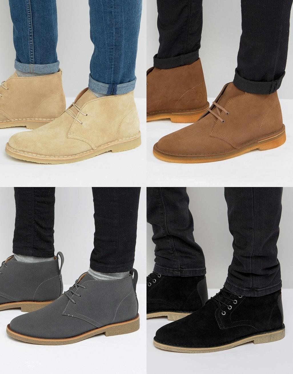 bota masculina 2017, bota para homens, modelo de bota, bota de camurça, desert boot, blog de moda masculina, moda sem censura, alex cursino, dicas de estilo masculino