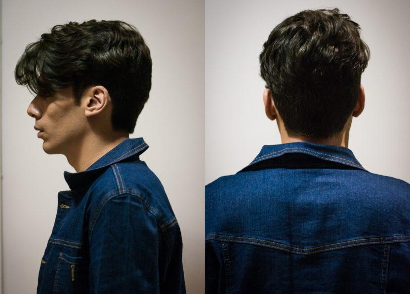 Corte de cabelo masculino com topete 2017