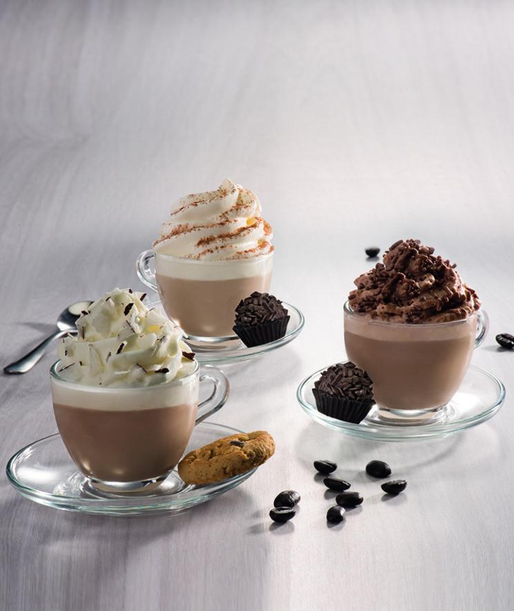 Conheça os novos sabores de café Starbucks