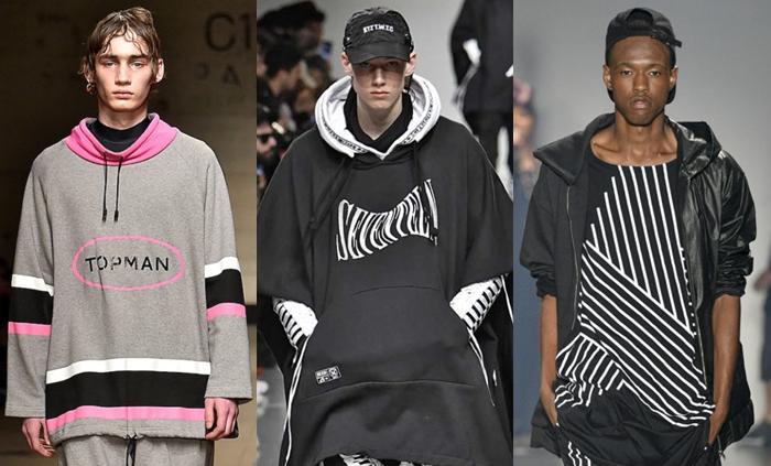 Street Style é tendência masculina 2017