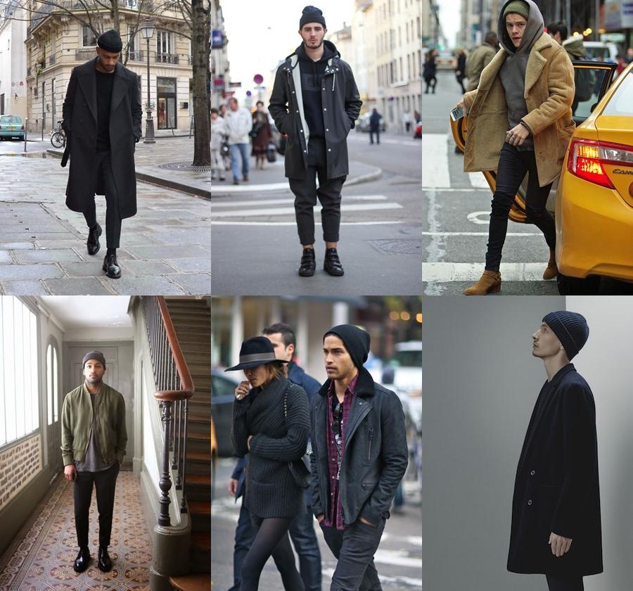touca masculina 2017, gorro masculino 2017, como usar, como combinar, tendencia masculina 2017, inverno 2017, moda sem censura, blog de moda masculina, estilo masculino, 2