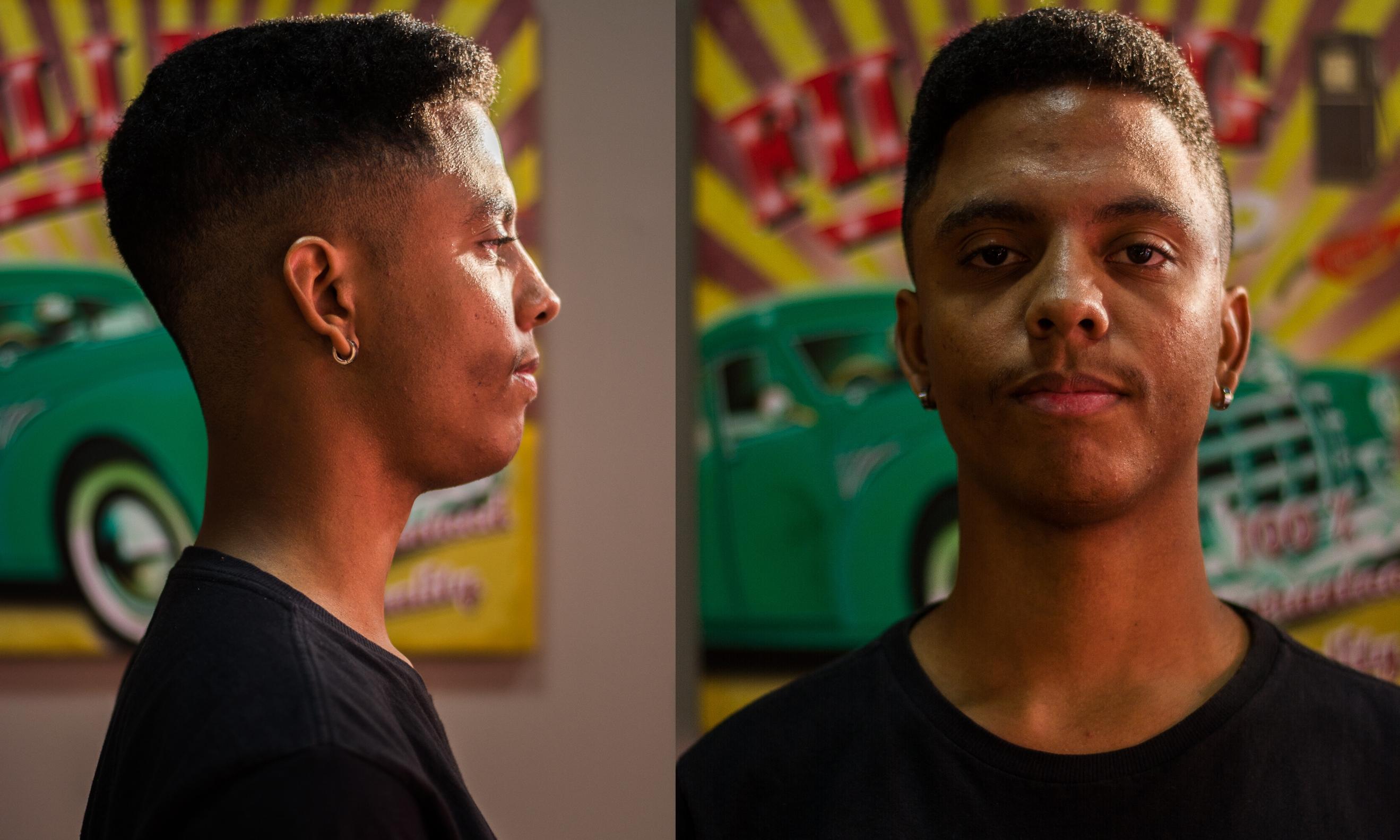 Corte De Cabelo Crespo Masculino 2017 Alex Cursino Blog
