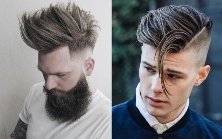 Os melhores corte de cabelo masculino médio 2017