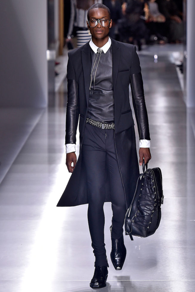 Paris mens fashion week 2018