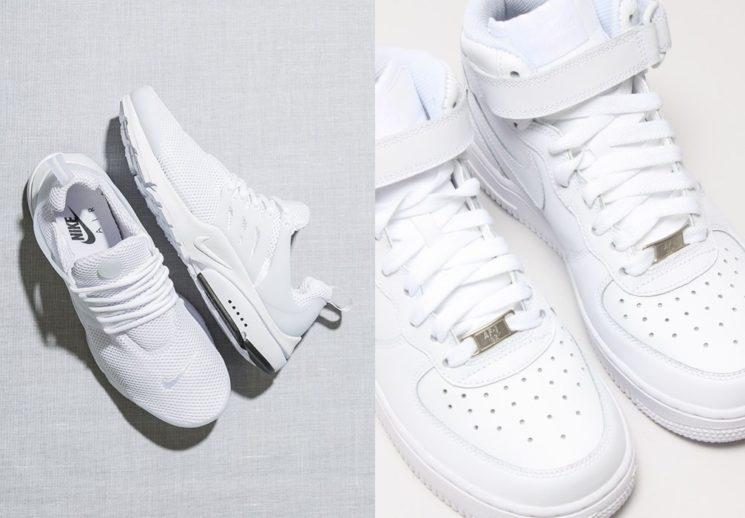 9 modelos de tênis branco masculino estilosos
