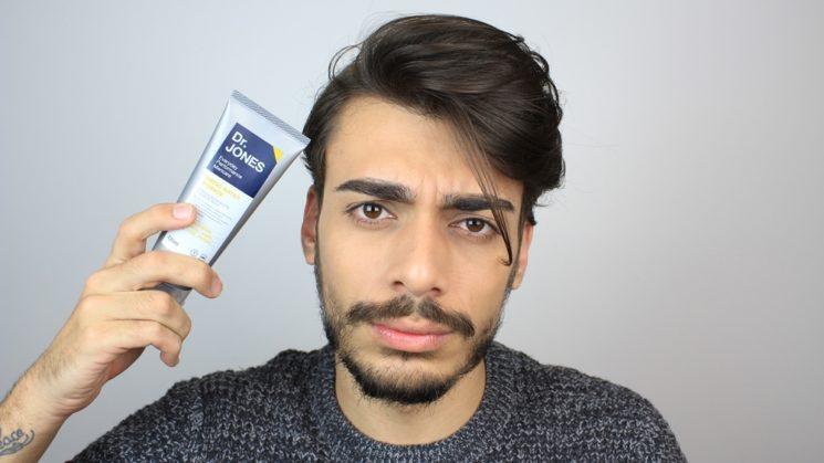 Como fazer cabelo masculino com movimento
