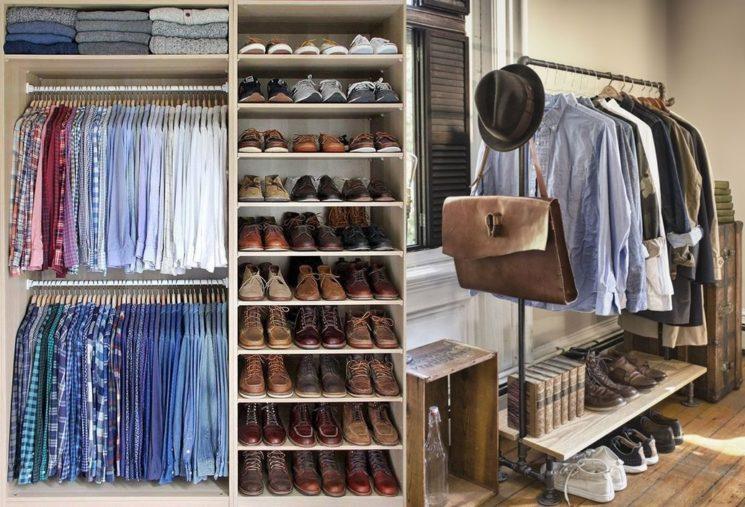 4 passos fáceis para arrumar suas roupas