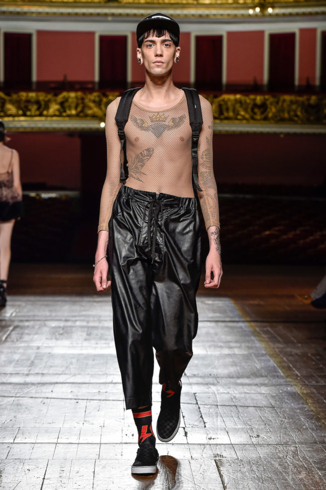Desfile À La Garçonne, SPFW n44, tendência masculina 2018, Verão 2018 masculino, estilo de rua, street style, estilo masculino, blog de moda masculina, moda sem censura,
