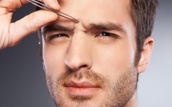 Dicas para sobrancelha masculina