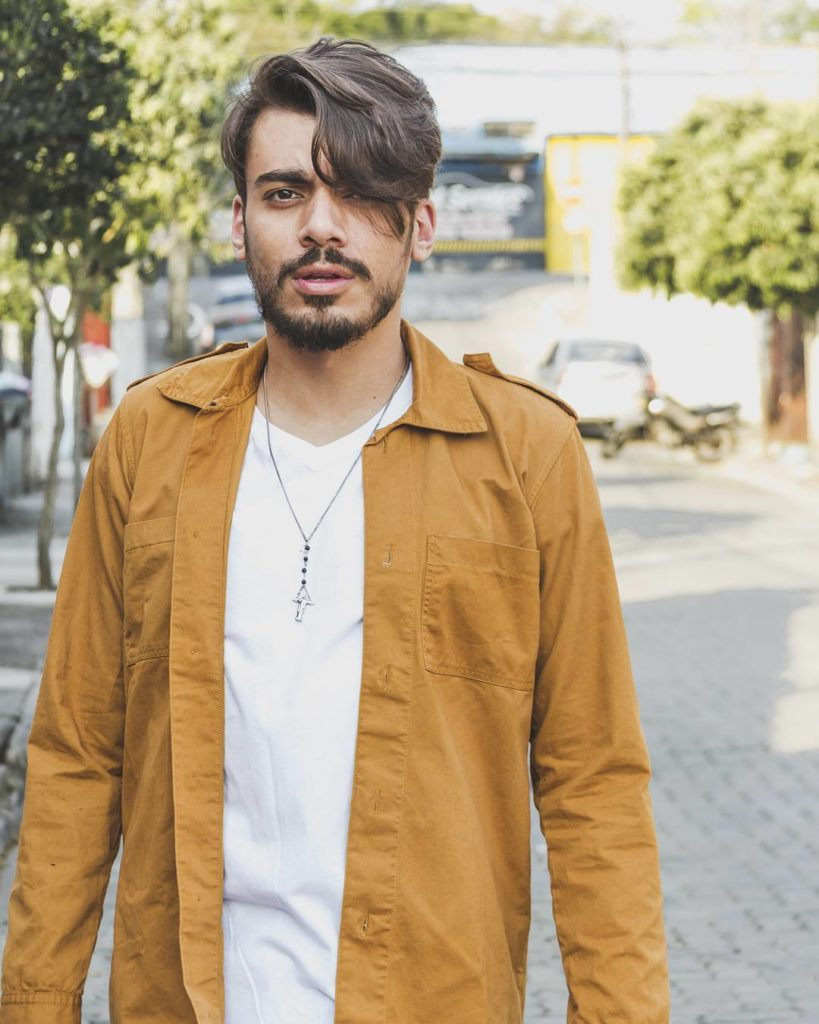 corte masculino 2018, cortes de cabelo masculino 2018, cabelo masculino 2018, cortes 2018, cabelo masculino, como cortar, canal de moda, alex cursino, haircut for men 2018, hairstyle 2018, ( (26)
