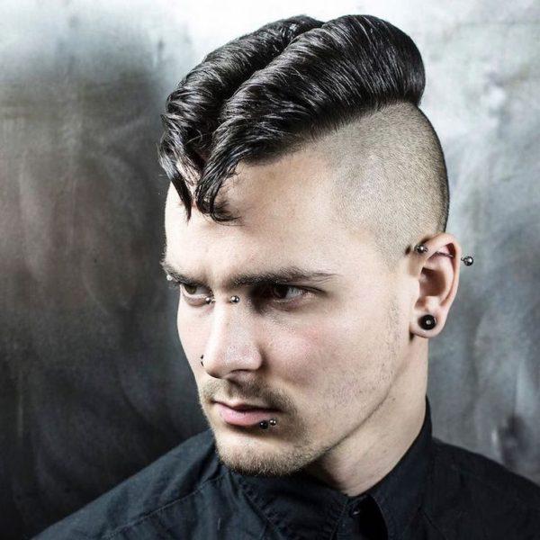 corte masculino 2018, cortes de cabelo masculino 2018, cabelo masculino 2018, cortes 2018, cabelo masculino, como cortar, canal de moda, alex cursino, haircut for men 2018, hairstyle 2018, ( (6)