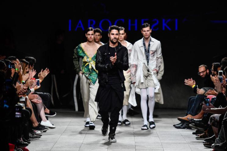 Casa de Criadores: Lui Iarocheski Inverno 2018 masculino