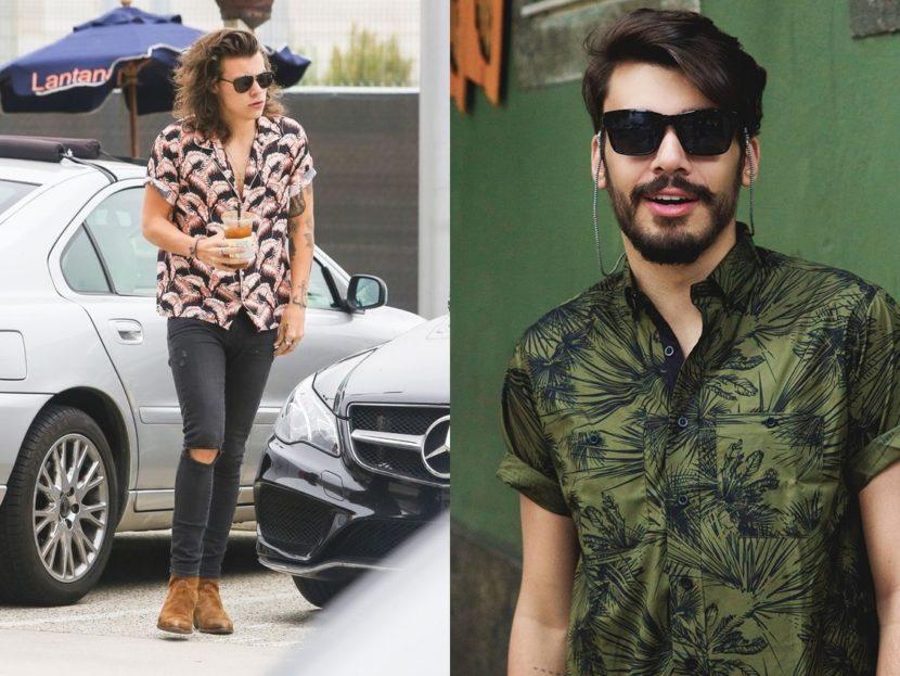4 formas diferentes de como usar camisa masculina