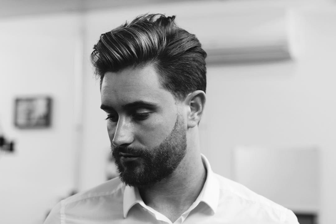 V Hair Style For Man: 16 Cortes De Cabelo Masculino 2018 Para Experimentar