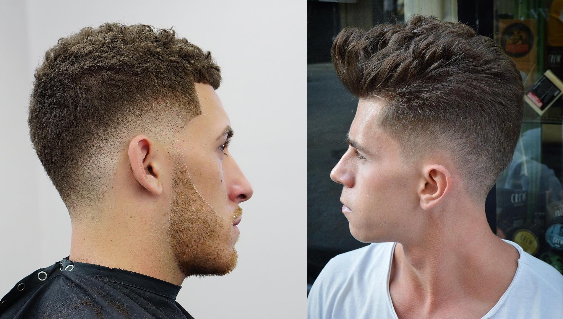 Cortes de cabelo masculino 2018