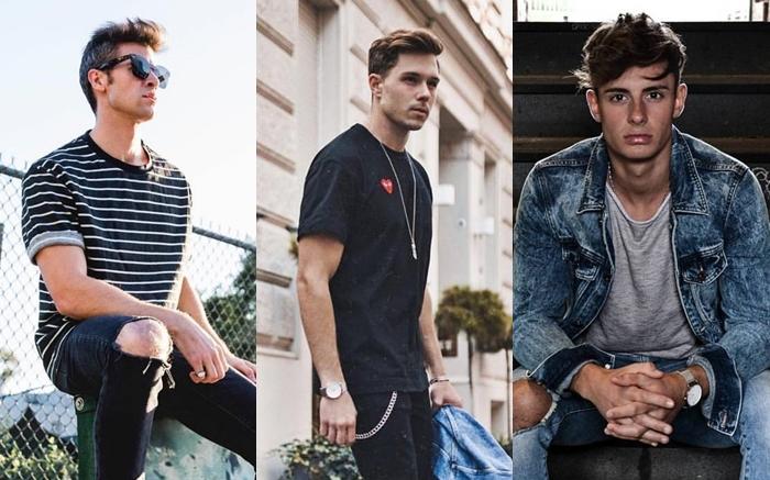 Looks masculinos da semana #1