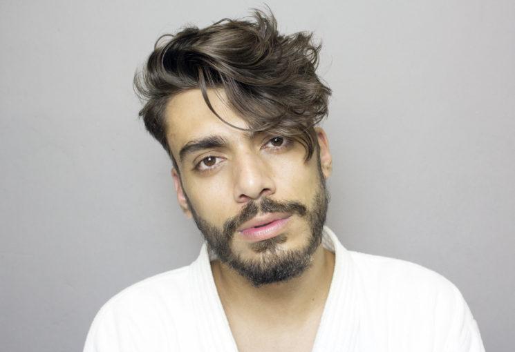 Como fazer cabelo masculino 2018 SEM SECADOR