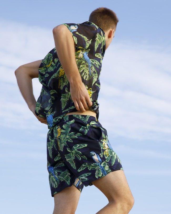 Stella McCartney anuncia coleção Verão 2018 masculino