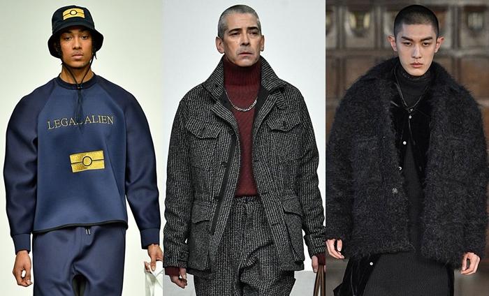 As tendências Inverno 2018 masculino segundo Londres