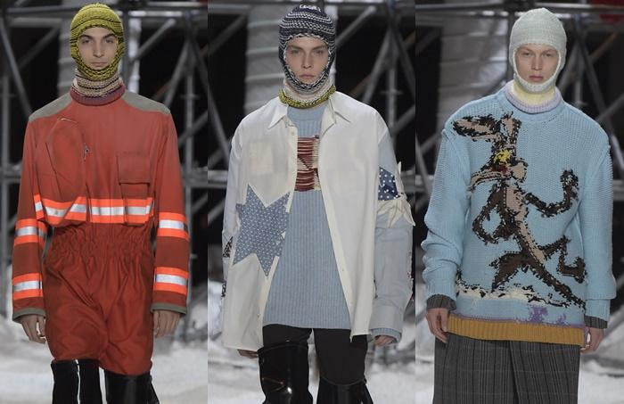 New York: Calvin Klein desfila seu Outono 2018 masculino