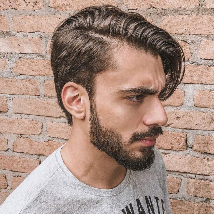 Corte de cabelo masculino ondulado 2018