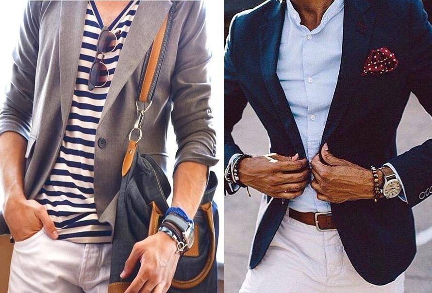 03c050fa7af O guarda-roupas masculino é mais limitado que o feminino e isso não é  desculpa na hora de investir em um look. No calor tropical do Brasil