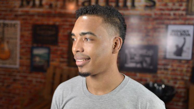 Como fazer corte afro masculino 2018