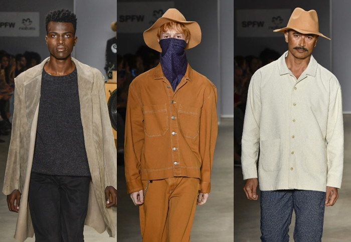 SPFW, n45: Cotton Project masculino