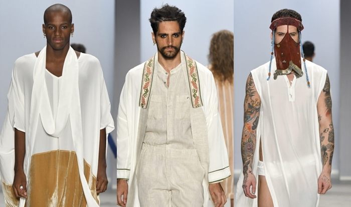 SPFW, n45: Handred masculino
