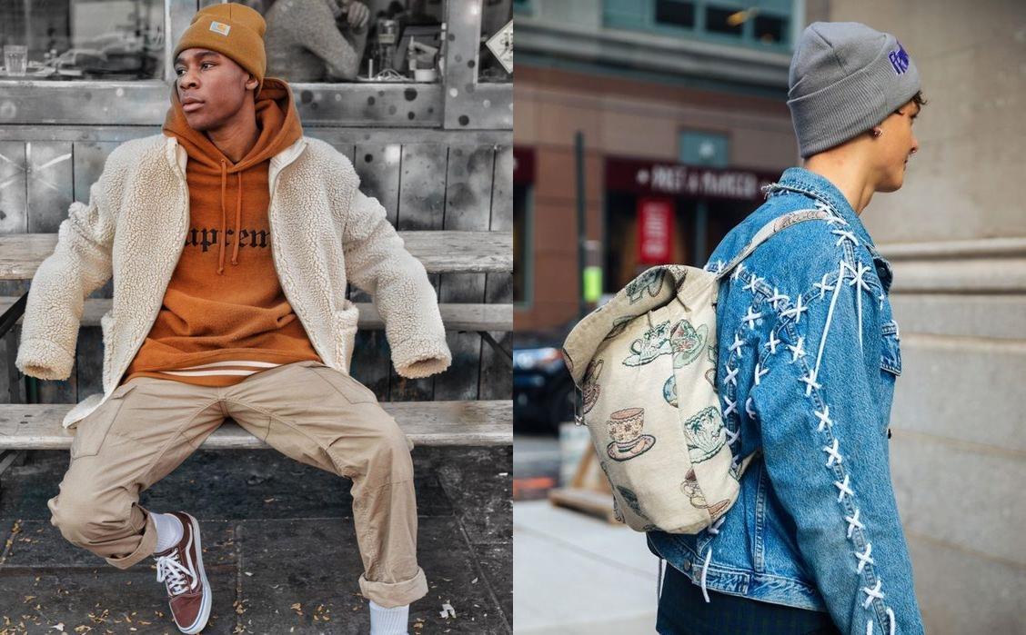 7ec14e55291e9 22 maneiras de usar touca masculina com estilo - MODA SEM CENSURA ...