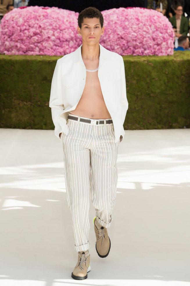 Paris: Dior verão 2019 masculino